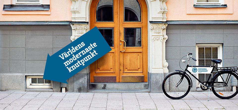 svenska stadsnät transit ab